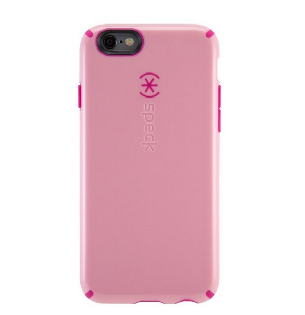 Speck Products CandyShell Carrying Case for iPhone 6 - Carnation Pink