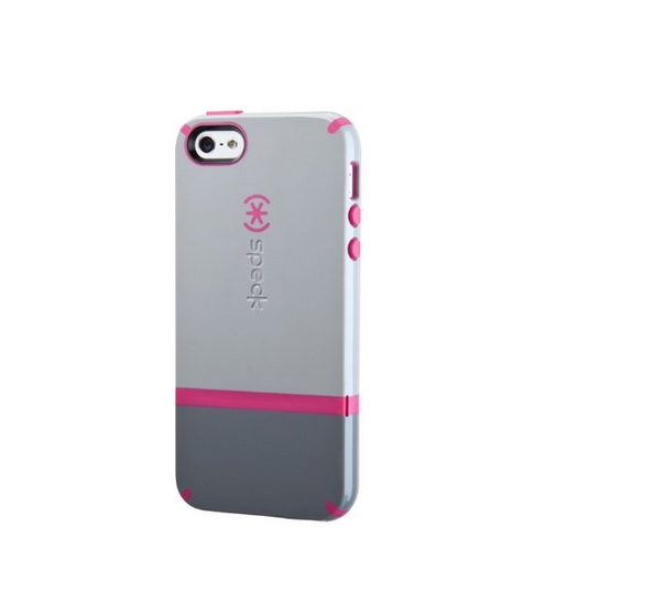 Speck Products CandyShell Flip Dockable Case for iPhone 5 & 5S - Pebble Grey
