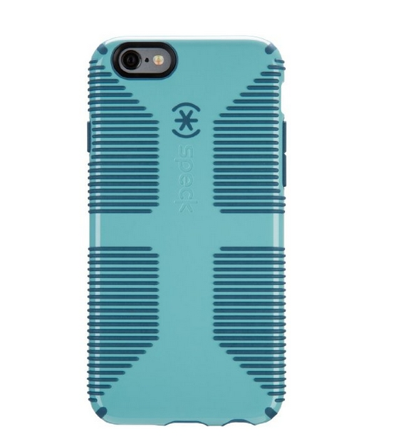Speck Products CandyShell Grip Case for iPhone 6 6S - River Blue Tahoe Blue