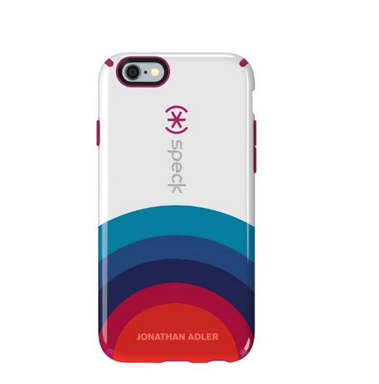 Speck Products CandyShell Grip Case for iPhone 6 6S - lipstick glossy