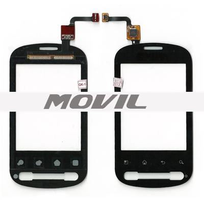 TOUCH   for  LG P350 WITH FRAME Touch para LG P350 CON FRAME-0