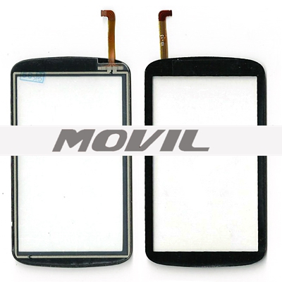 TOUCH  for  ALCATEL OT818 WITH FRAME Touch para ALCATEL OT818 CON FRAME-0