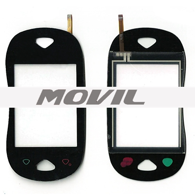 TOUCH  for  ALCATEL OT880 WITH FRAME Touch para ALCATEL OT880 CON FRAME-0