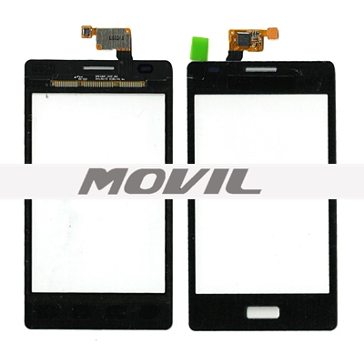 TOUCH  for  LG L5 WITH FRAME  Touch para LG L5 CON FRAME-0