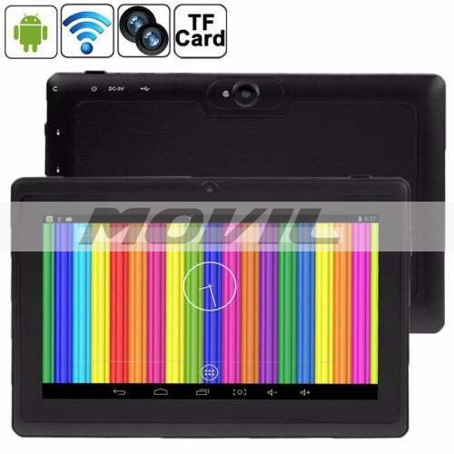 Tablet Android Doble Camara 3mpx Flash 8gb 7 Hdmi 1gb Ram