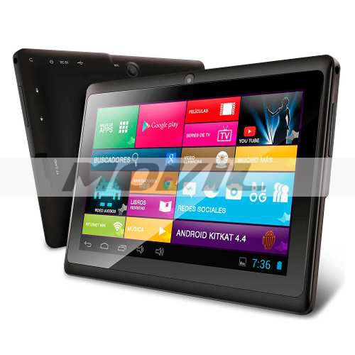 Tablet Android Zonar 7 Quad Core 8gb Memoria 1gb Ram