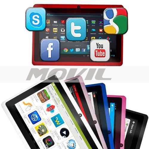 Tablet Laptop Pc Android 4.0 Flash 7.1 Wifi 3g 1.2ghz