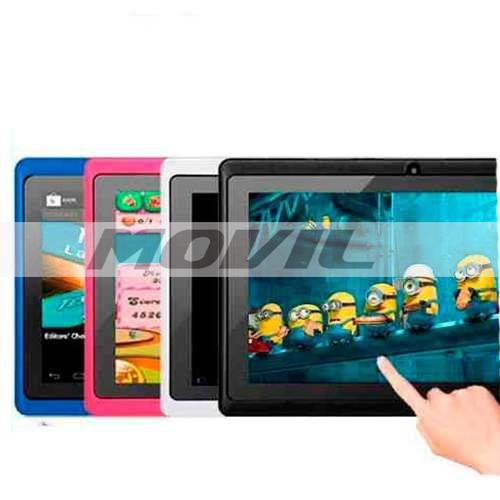 Tablet Pc Vac A702 Android 4 Doble Camara Capacitiva Hd Wifi