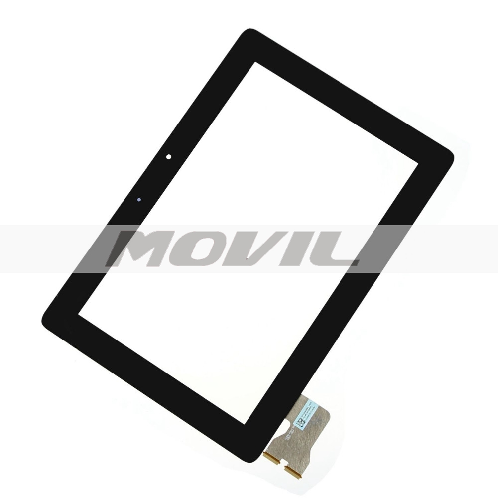 Texted New  tactil screen digitizer Glass para ASUS MeMO Pad FHD 10 ME302 ME302C 5425N version
