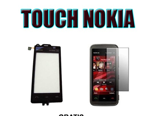 Touch Screen Pantalla Tactil Nokia 5530