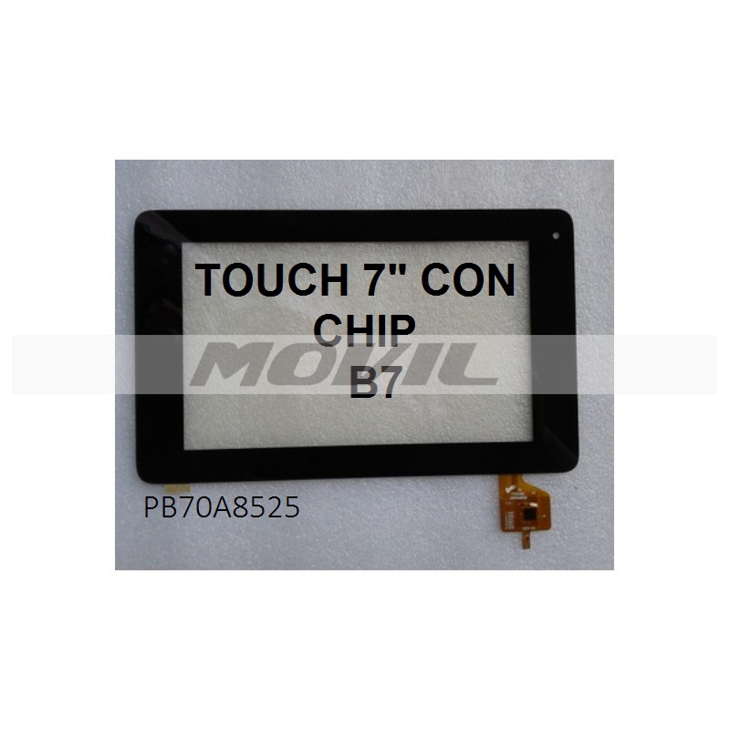 Touch tactil para tablet flex 7 inch CON CHIP B7 PB70A8525