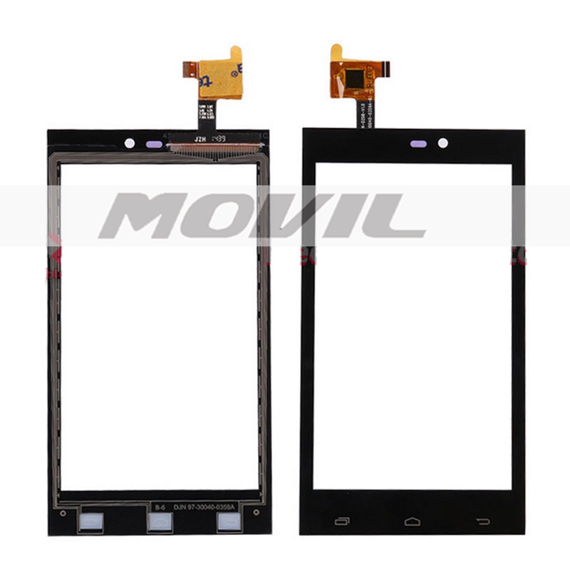 Tactil Replacement para AIRIS TM485 Tactil Screen Glass Digitizer Panel