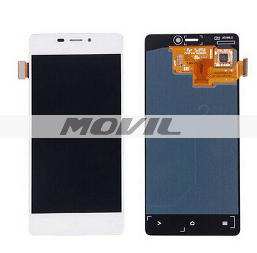 White Full  pantalla Display  para Gionee ELIFE S5.1 GN9005&FLY IQ4516 Digitizer touch Screen