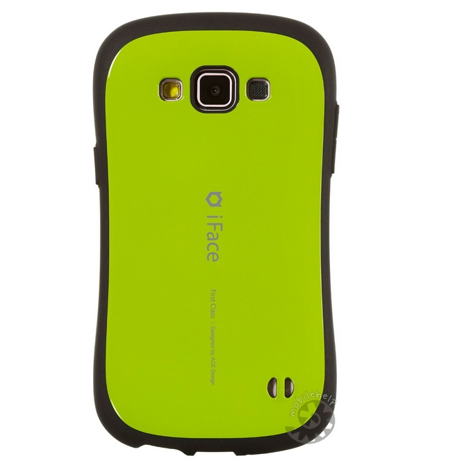 iFace First Class Case for Samsung Galaxy A5 Original Authentic Genuine Anti-shock Bumper Cover green