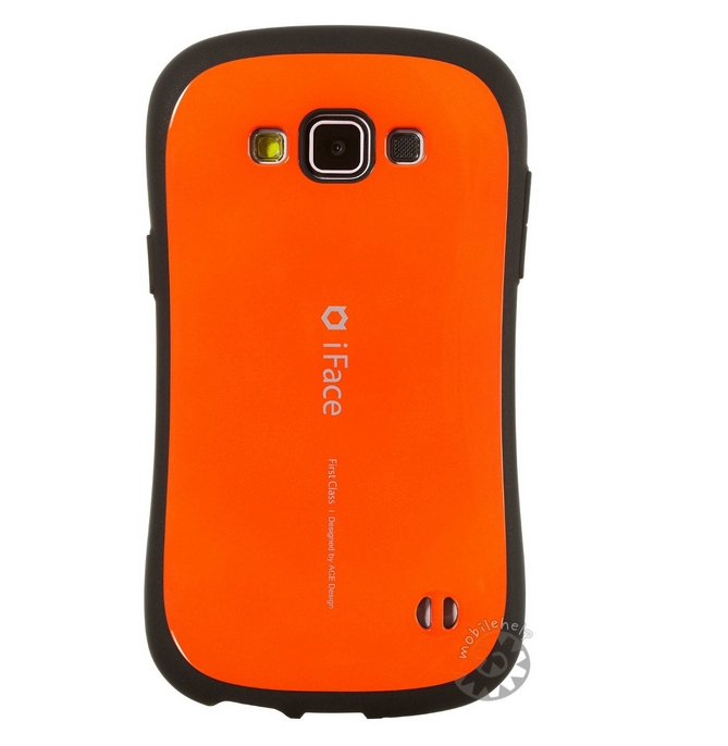 iFace First Class Case for Samsung Galaxy A5 Original Authentic Genuine Anti-shock Bumper Cover orange