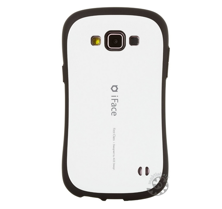 iFace First Class Case for Samsung Galaxy A5 Original Authentic Genuine Anti-shock Bumper Cover white