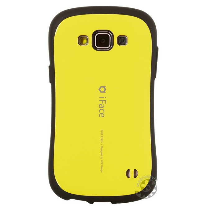 iFace First Class Case for Samsung Galaxy A5 Original Authentic Genuine Anti-shock Bumper Cover yellow