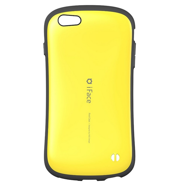 iFace First Class Case for iPhone 6 Plus yellow