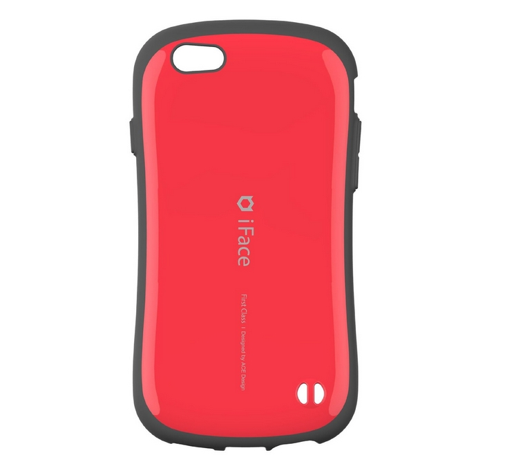 iFace First Class Case for iPhone 6 red