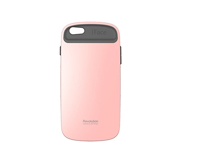 iFace Revolution Case for iPhone 6 Plus baby pink