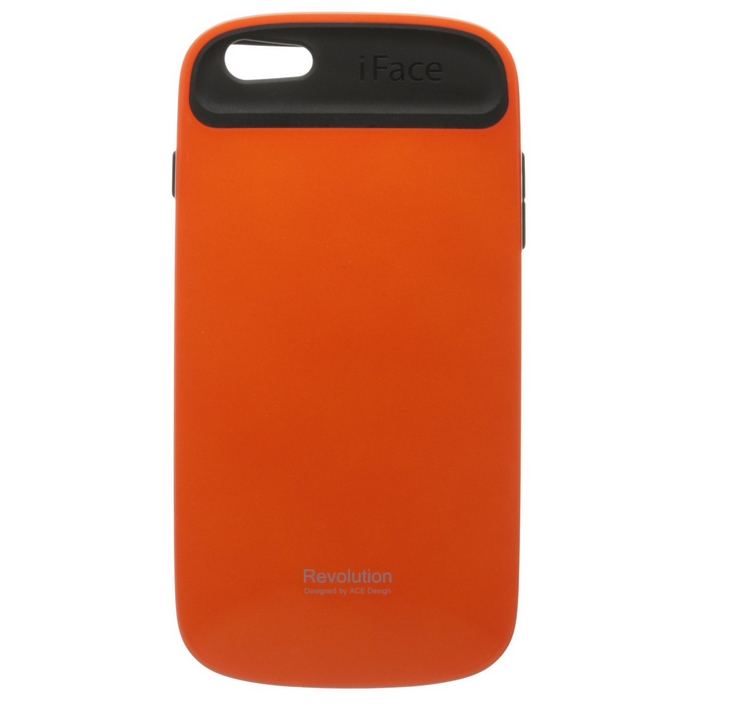 iFace Revolution Case for iPhone 6 Plus orange