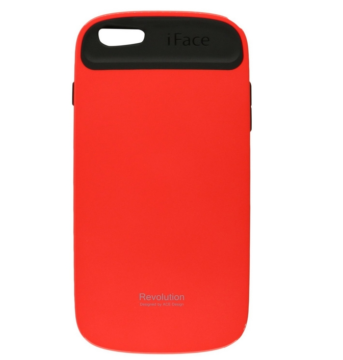 iFace Revolution Case for iPhone 6 Plus red