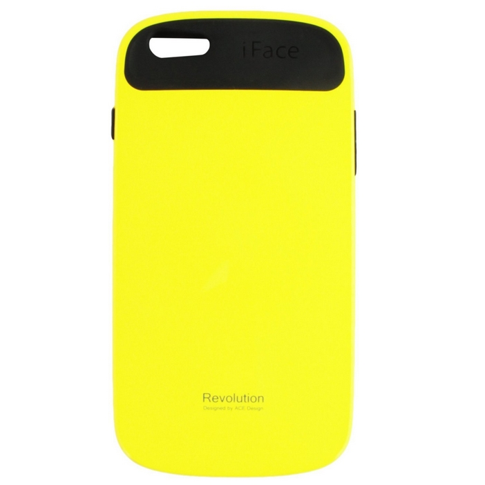 iFace Revolution Case for iPhone 6 Plus yellow