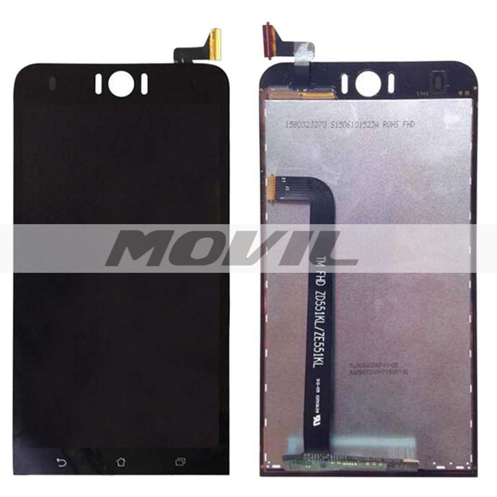 LCD Screen tacil Screen   Replacement para Asus Zenfone Selfie ZD551KL ZenFone 2 Selfie