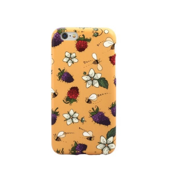 iPhone 6 Case  Whole Covered IMD TPU Case for iPhone 6 4.7 inch -honebees