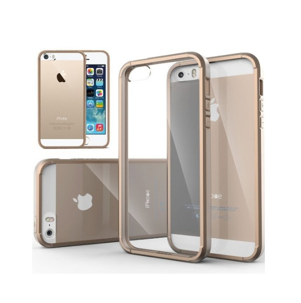 iPhone 6 Case Caseology fusion series Series Scratch-Resistant Clear Back Cover beige