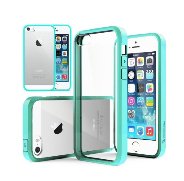 iPhone 6 Case Caseology fusion series Series Scratch-Resistant Clear Back Cover turquoise mint