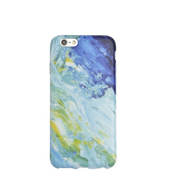 iPhone 6 Case LiangYe Whole Covered IMD TPU Case for iPhone 6 (4.7 inch)  -marble pattern lll