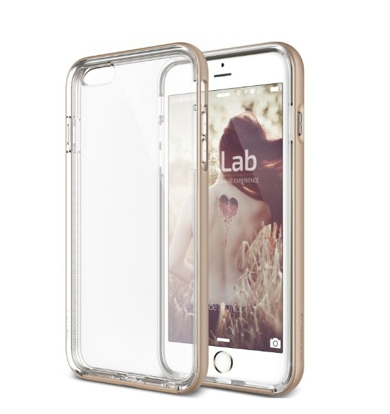 iPhone 6 Case Verus Crystal Bumper Champagne Gold