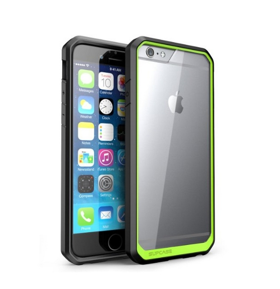 iPhone 6S Plus Case  SUPCASE Also Fit Apple iPhone 6 Plus Case Unicorn Beetle green
