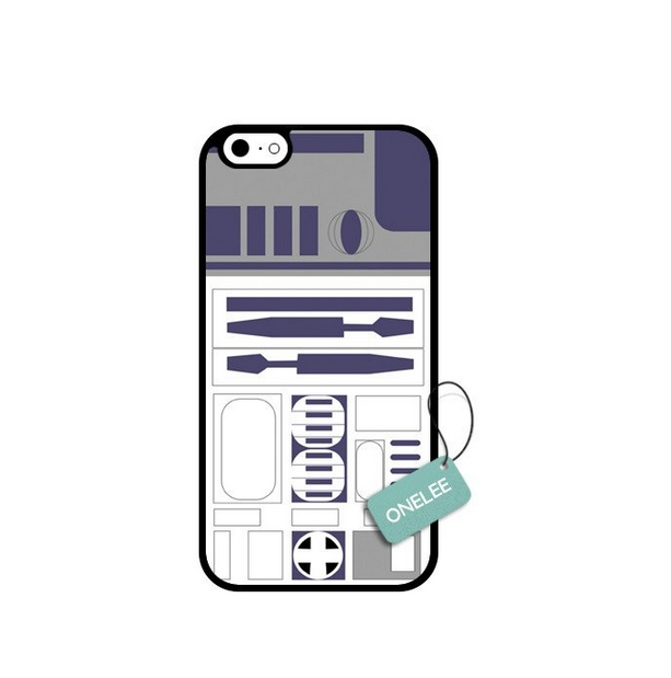 iPhone 6s Case Onelee Scratchproof Never Fade Star Wars R2D2 Collector Robot Pattern iPhone 6S