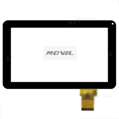 Touch Screen 7 Pulgadas Fpc-tp070255(k71)-01 Negro