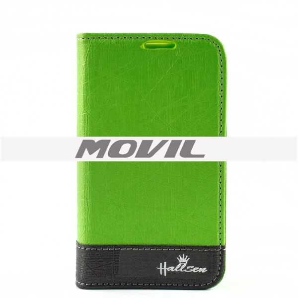 3f8f84c4123 NP-1981 PU leathe funda para Bmobile AX610-10 - MOVIL