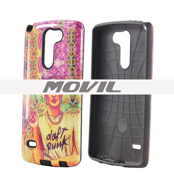 676a85ae094 Inicio > Fundas Case Para Celulares > NP-2636 TPU PC funda para LG G3  Stylus D690-11