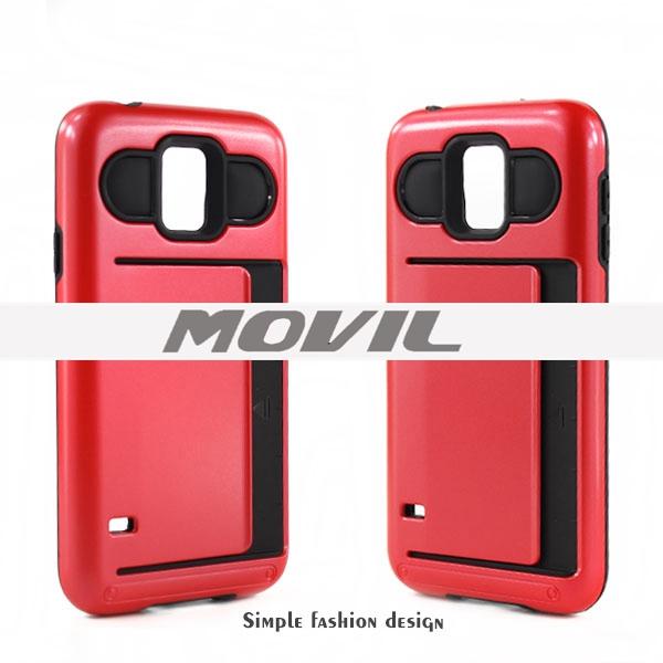 1d26e4e4360 Inicio > Fundas Case Para Celulares > NP-2666 Funda TPU PC 2 en 1 para  Samsung para Galaxy S5-7