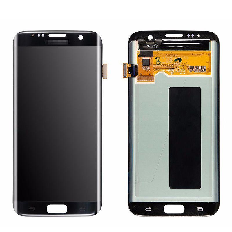 Lcd Pantalla Samsung S7 Edge Con Marco - MOVIL