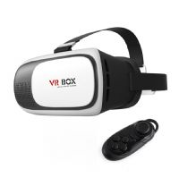 Lentes De Realidad Virtual Vr Box 3d Andriod Iphone 3ra Gen