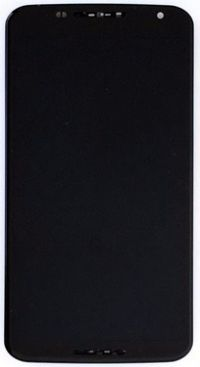 LCD Pantalla Moto Nexus6 Negro