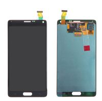 lcd pantalla samsung note4 negro mayor china